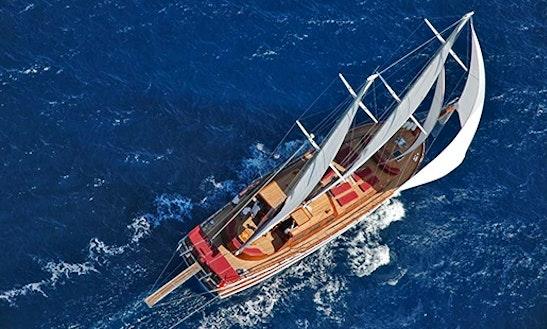 Goelette 78' Motor Yacht Charter In Ibiza