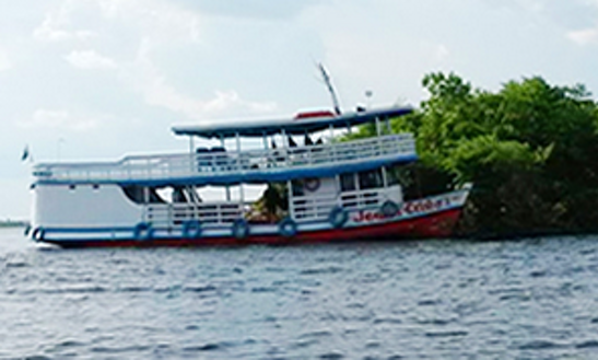 Passenger Boat Tours In Manaus, Amazonas