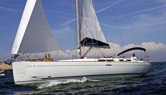 Dufour 455 Bareboat Sailing Charter In Kaštel Gomilica