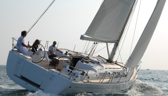 Dalmatia Dufour 445 Gl Sailing Yacht Charter