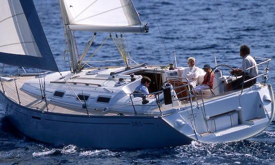 Charter A Dufour 385 Sailboat In Kaštel Gomilica