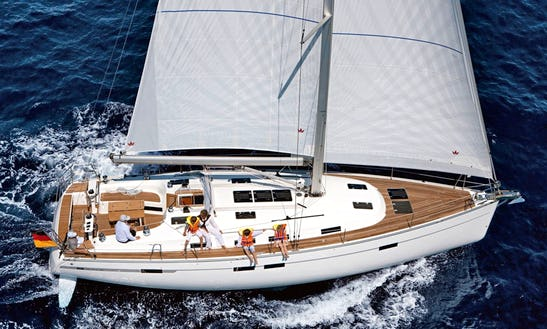 Hire A Bavaria 45 Cruiser Sailing Yacht In Kos