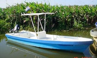Cambute Fishing Boat in San Carlos