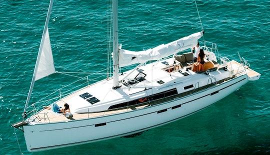 Sail Monohull Cruiser Pasiphae  In Lavrio