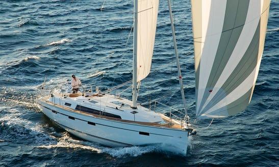 A Fantastic Bavaria 41 Cruiser Sailboat For Charter In Lavrio, Greece