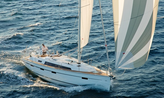 A Fantastic Bavaria 41 Cruiser Sailboat For Charter In Lavrio, Greece