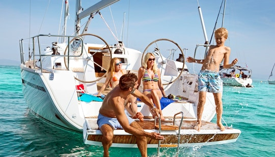 Charter Luxury Yacht S/y Cecilia From Lavrio, Greece