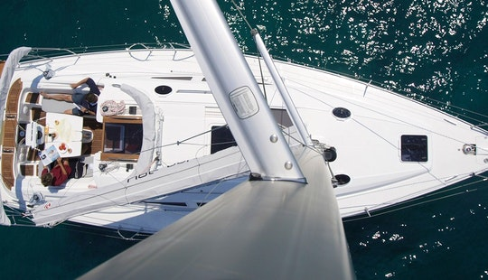 Charter An Elan 384 Impression Sailing Yacht In Artemis, Greece