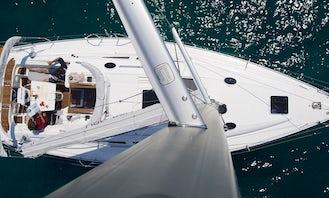 Charter an Elan 384 Impression Sailing Yacht in Artemis, Greece