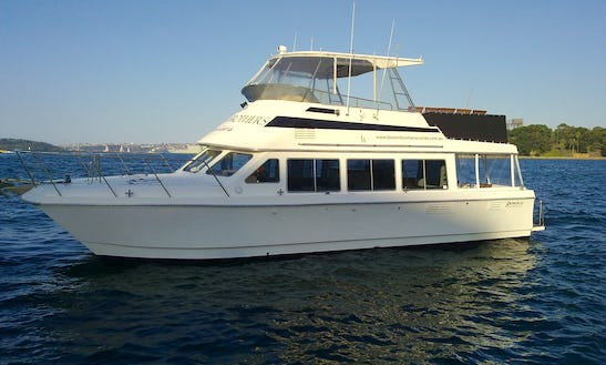 Sydney Harbour Cruise & Boat Tour On