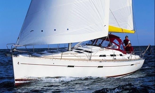 "Charter Beneteau Oceanis 393 ""Anita, Maja"" in Kaštel Gomilica"