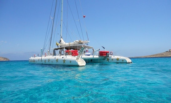 100 Person Catamaran In Sliema