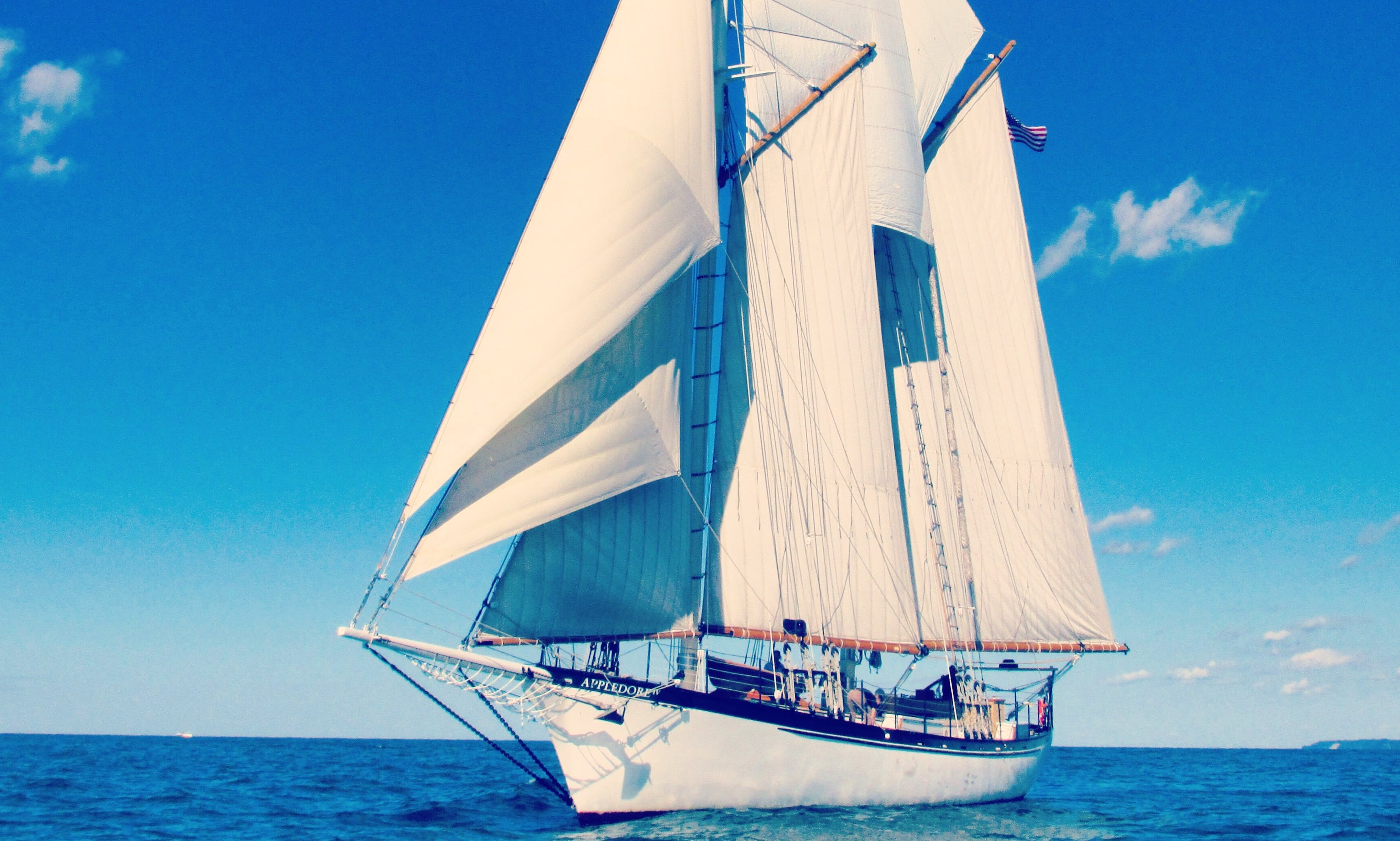 Schooner Rental in Bay City, Michigan