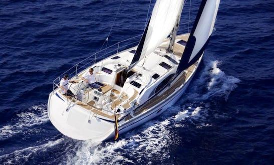 Bavaria Cruiser 40 Electra Cruising Monohull Charter In Palma, Mallorca