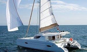 LIONHEART Cruising Catamaran Hire in Palma