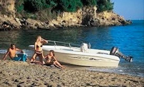 Cristal 400 Menorca I Bowrider Charter In Mahon