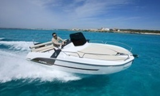 Enjoy This 20' Beneteau Fl Sundeck Center Console In Mahon, Spain