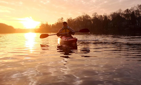 Kayak Tours In Berlin And Potsdam