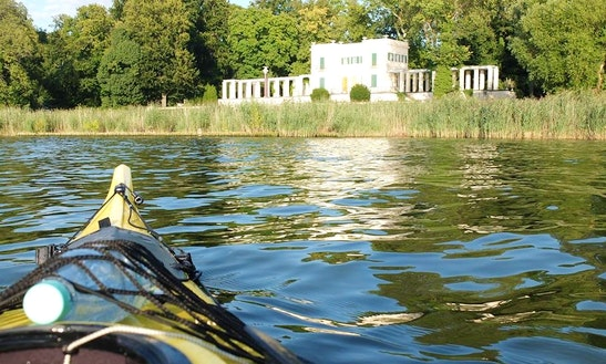 Kayak And Sup Rentals And Tours In Potsdam