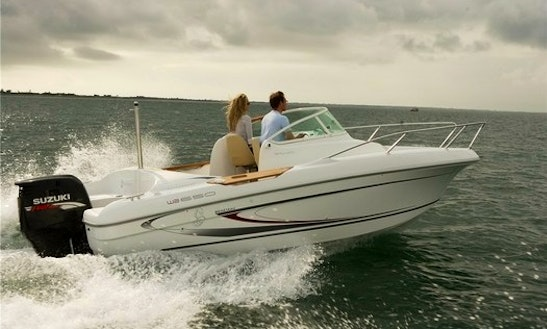 Beneteau Fl 650 Open I Center Console Rental In Mahon