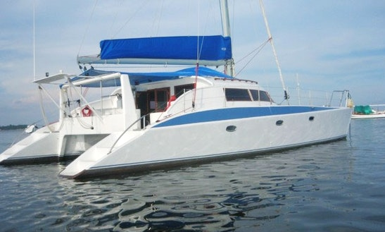 Yacht Charter And Sailing Vacation In Indonesia