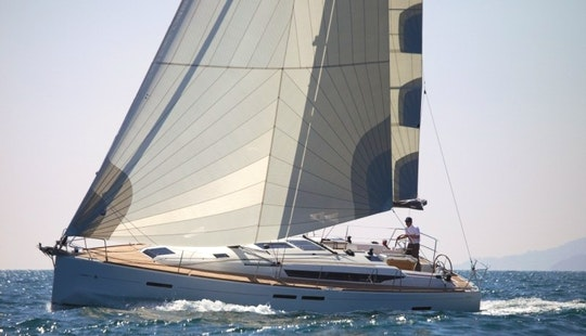 Charter Sun Odyssey 439 In Sani, Greece