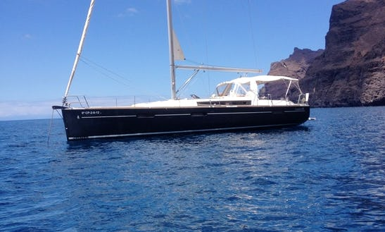 Beneteau 45 Ft 2012 With Captain In Pasito Blanco