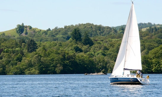 Maddiee Too Sailing Yacht Charter In Cumbria