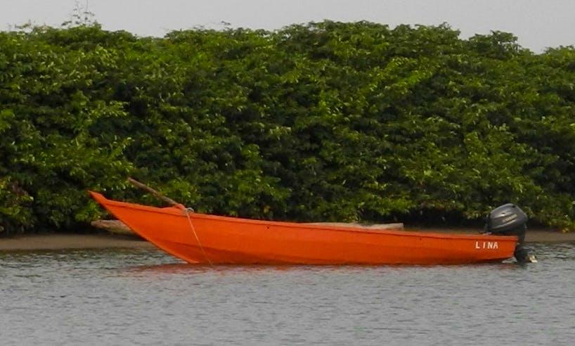 Power Boat Rental in Banana Islands