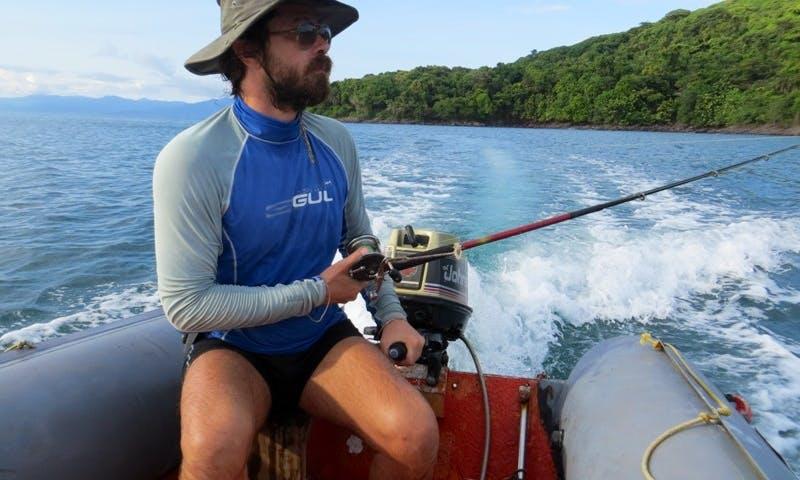 Go Fishing in Banana Islands, Sierra Leone