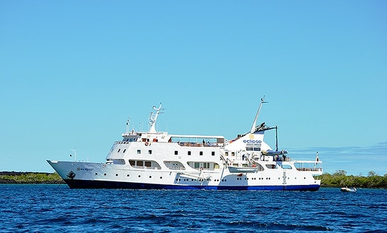 210-ft Galapagos Cruise Ship Charter  In Puerto Ayora