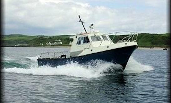 Sea Fishing Charters In Ballycastle