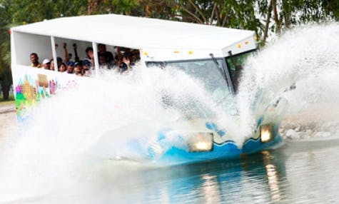 Amphibious Tour in Seri Kembangan