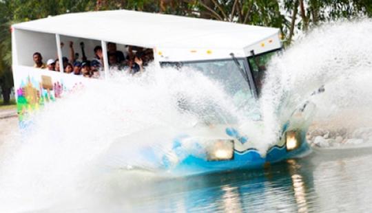 Amphibious Tour In Seri Kembangan