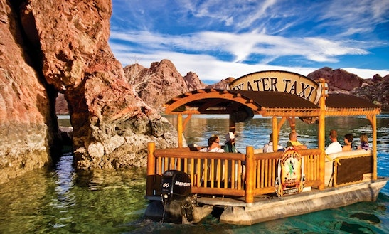 Private Cove Boat Tour On The Banks Of The Colorado River