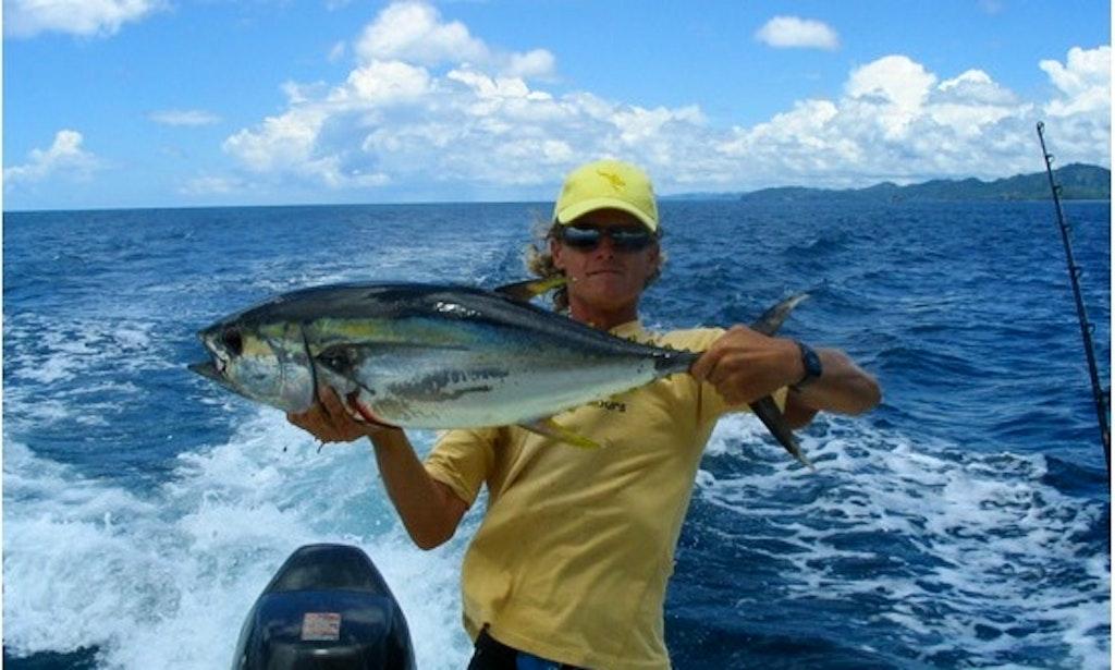 san juan fishing charter in nicaragua getmyboat