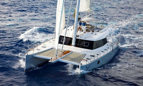 Sunreef 62' Yacht For Charter In Spain