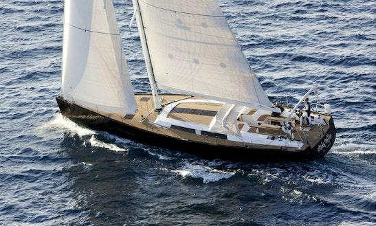 Hanse 54' Yacht In Spain