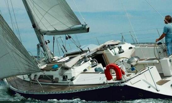 Sun Odyssey 51 Yacht In Spain