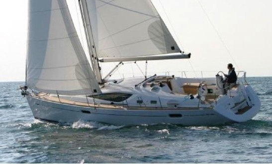 Sun Odyssey 39i Yacht In Spain