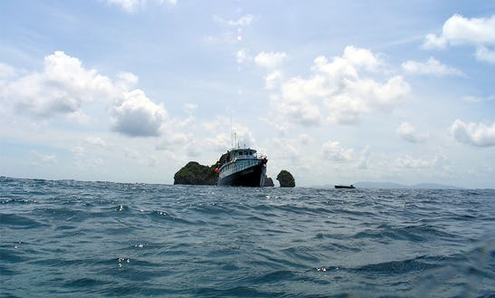 Mv Scuba Adventure Diving Boat Tambon Ko Kaeo