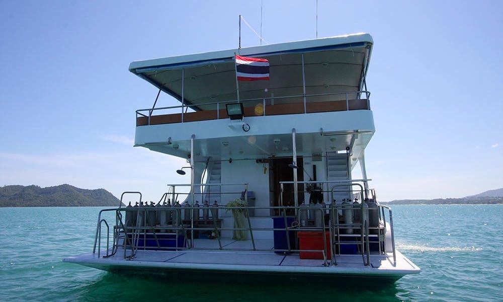 Charter Luxury  MV Pawara In Thailand