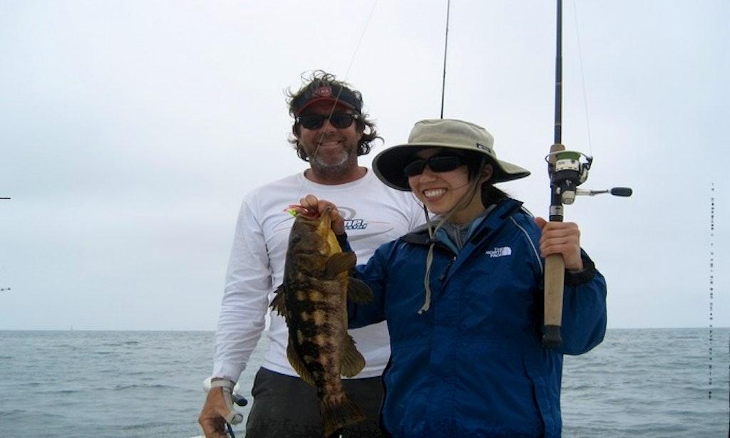 Fishing wcaptain jimmy in san clemente getmyboat for Berkeley fishing charter