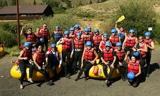 Aspen White Water Rafting in Colorado