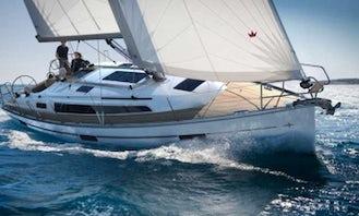 Bavaria 37 Cruiser Cruising Monohull Charter in Marina