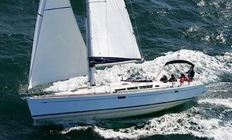 Sun Odyssey 45 Cruising Monohull Charter in Marina