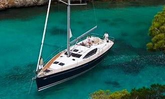 Sun Odyssey 50 DS Cruising Monohull Charter in Marina