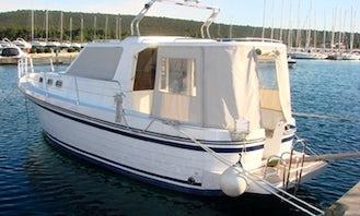 ADRIA 1002 2007 Karolina  Motor Yacht Charter in Marina