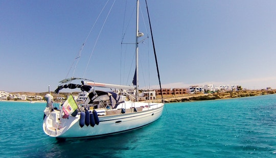 A Charter Sailing Holiday In Cyclades