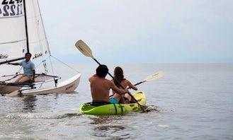 Kayak Rentals in Krong Kaeb, Cambodia